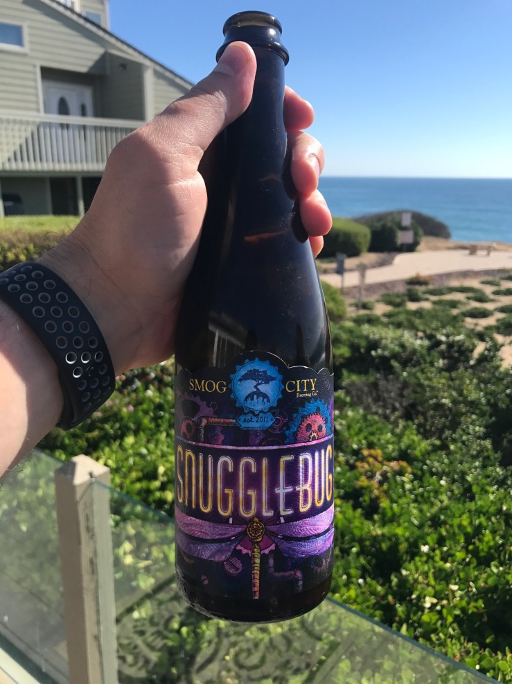 Smog City Brewing - Snugglebug batch 2