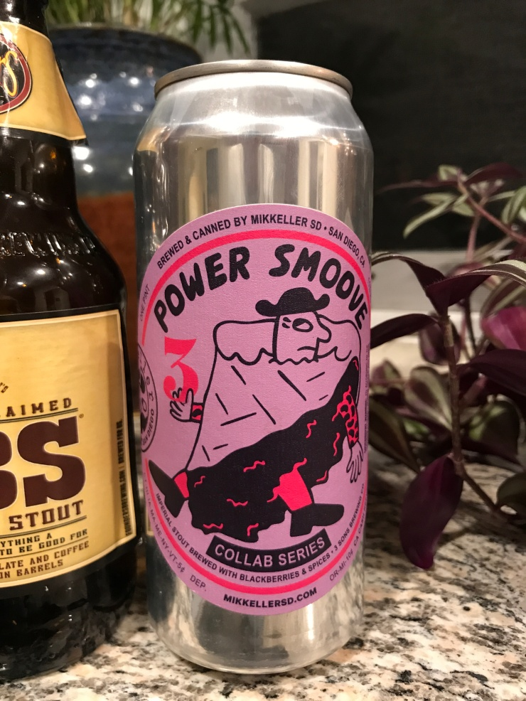 Mikkeller San Diego / 3 Sons Brewing Co. Power Smoove