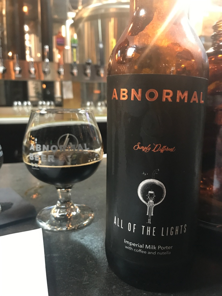Abnormal Beer Co. All of the Lights