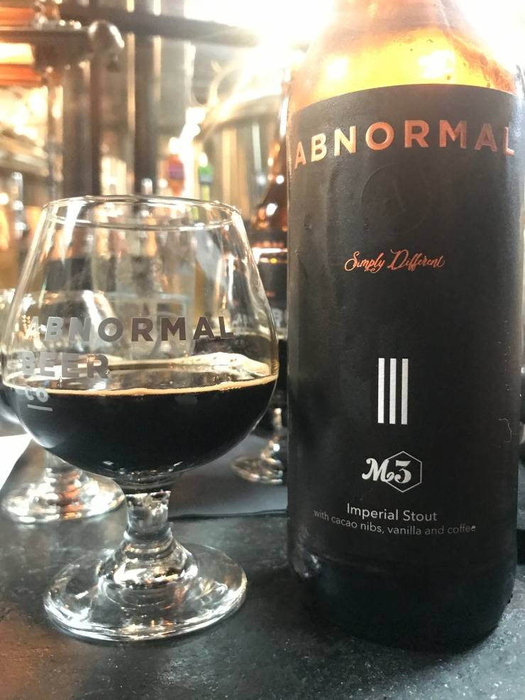 Abnormal Beer Co. M3